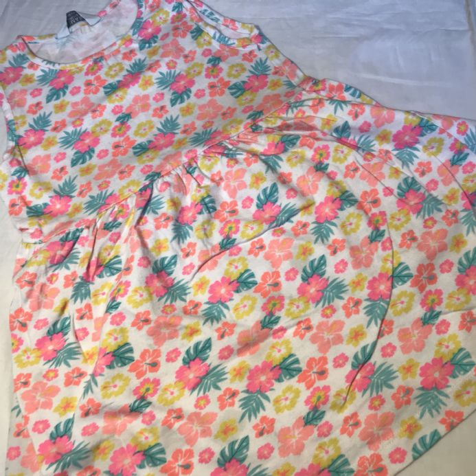 5-6 Year Fit n Flare Dress